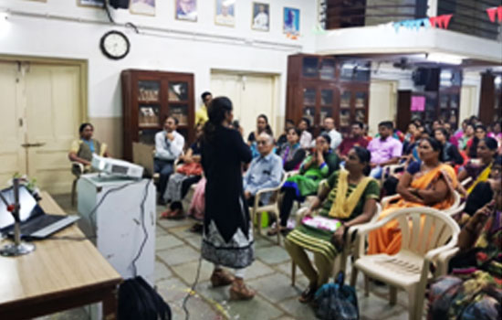 Seminar on 'Effective Parenting'