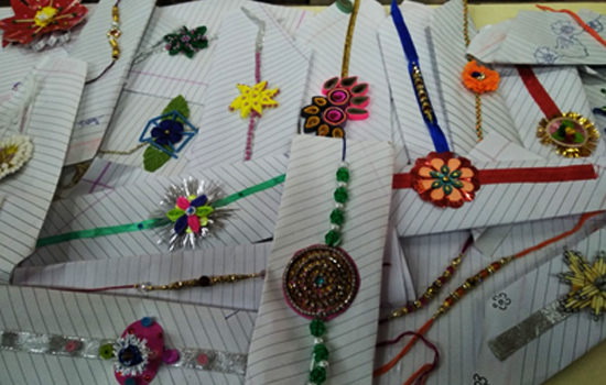 RAKHI – MAKING COMPETITION